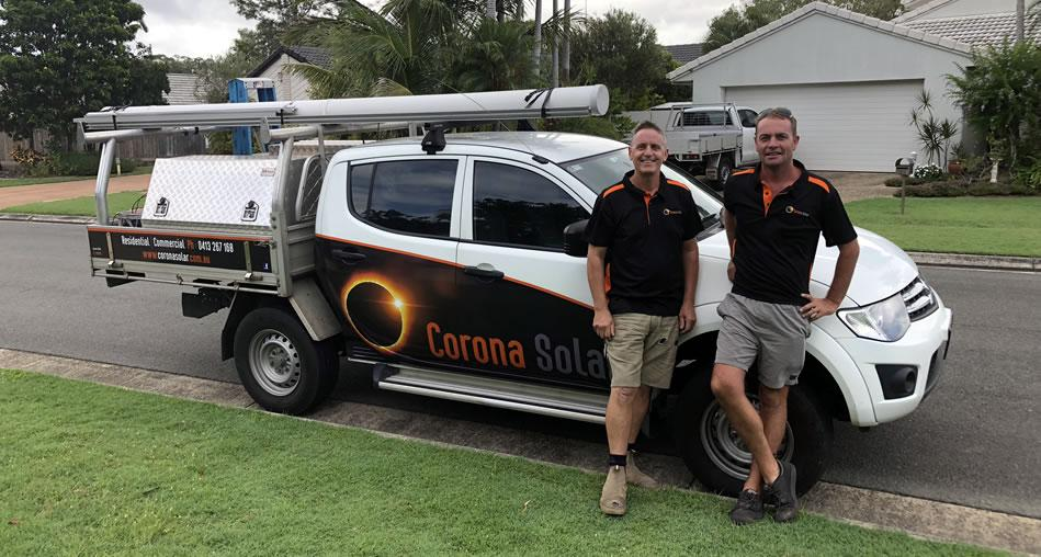 Corona Solar - Solar Panel installers
