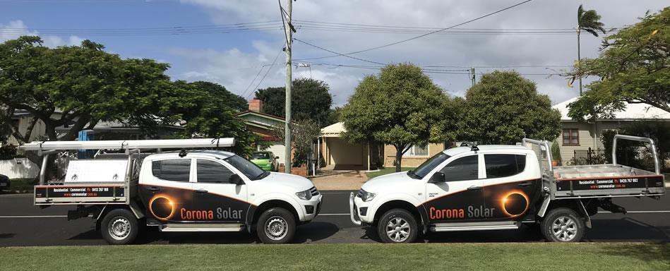 Corona Solar Vehicles