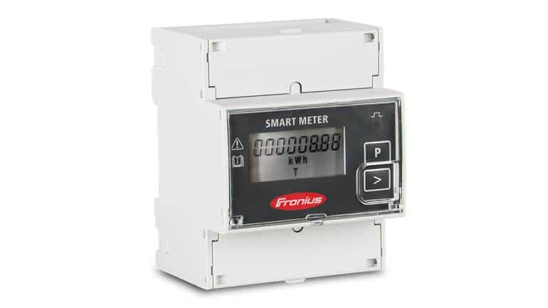 Fronius Smart Meter for Solar Power monitoring