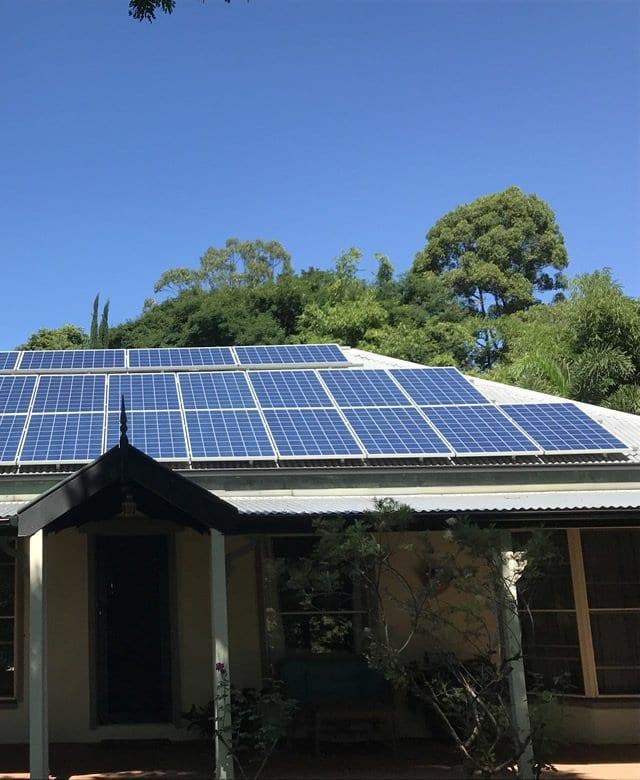 Solar Power – Domestic